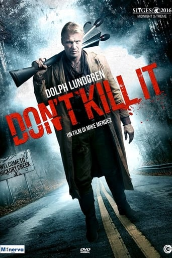 Poster of Don't Kill It