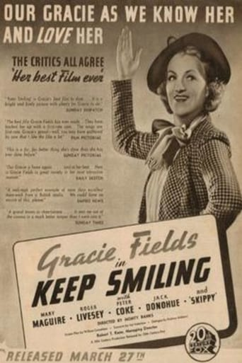 Poster of Keep Smiling