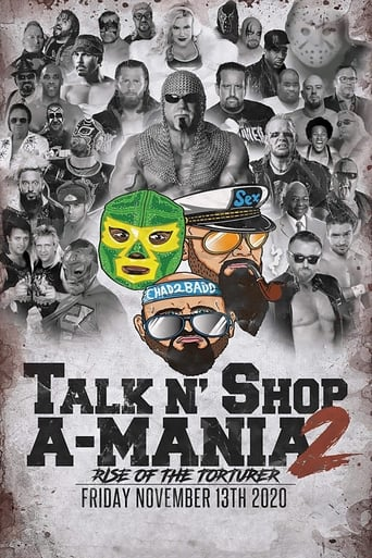 Poster of Talk N' Shop A Mania 2