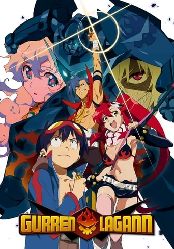 Tengen Toppa Gurren Lagann Collection