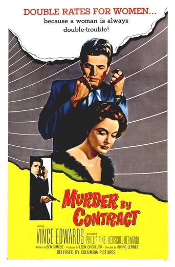 Poster of Murder by Contract
