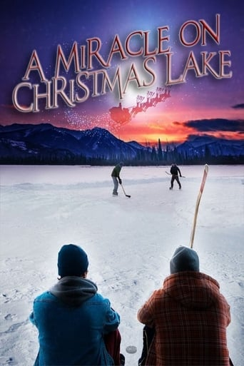 Poster of A Miracle on Christmas Lake
