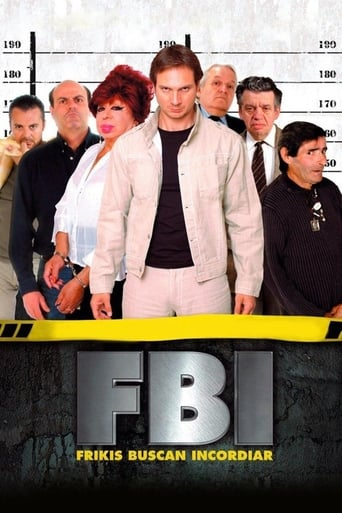 Poster of FBI: Frikis buscan incordiar
