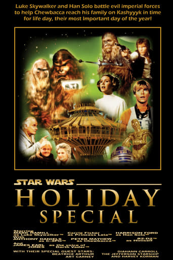 Poster of The Star Wars Holiday Special