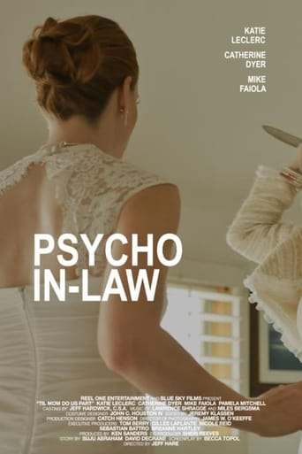 Poster of Psycho In-Law