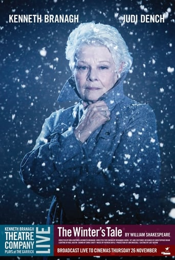Kenneth Branagh Theatre Company Live: The Winter's Tale poster