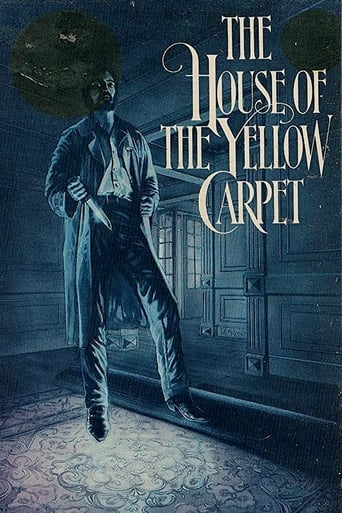 Poster of The House of the Yellow Carpet