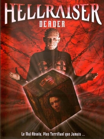 Poster of Hellraiser 7 - Deader