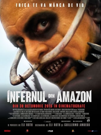 Poster of Infernul din Amazon