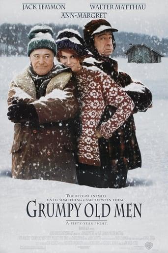 Poster of Grumpy Old Men