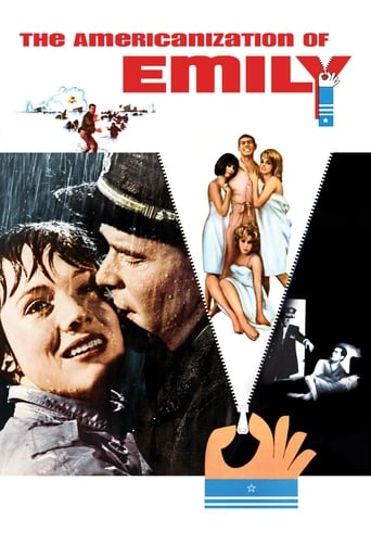Poster of The Americanization of Emily