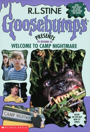 Poster of Goosebumps: Welcome to Camp Nightmare