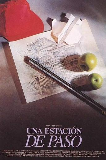 Poster of Una estación de paso