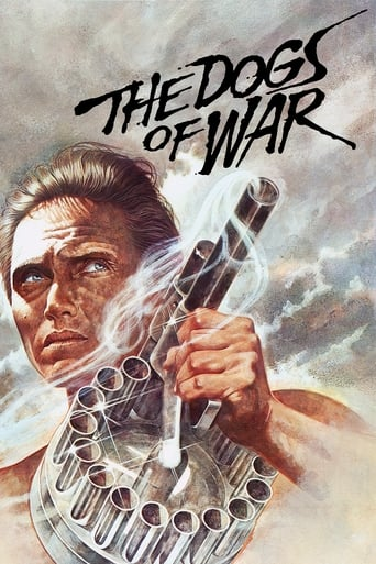 Poster of The Dogs of War