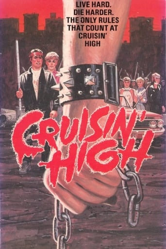Poster of Cruisin' High