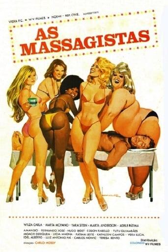 Poster of As Massagistas Profissionais