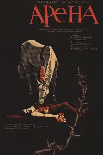 Poster of Arena