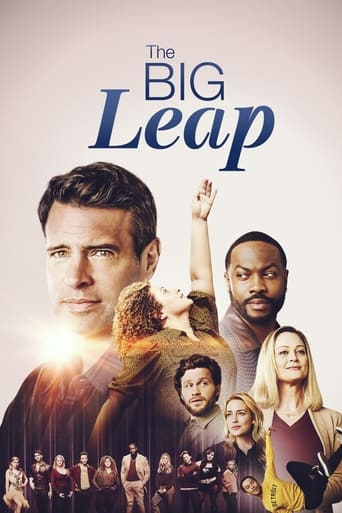 Poster of The Big Leap