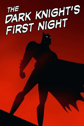 Poster of The Dark Knight's First Night