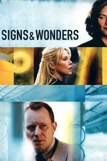 Poster of Signs & Wonders