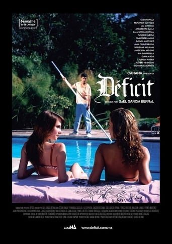 Poster of Deficit
