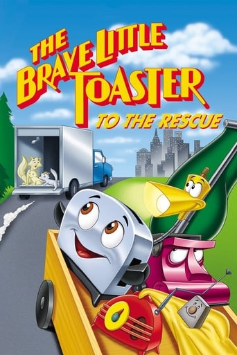 Poster of The Brave Little Toaster to the Rescue