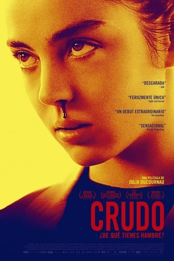 Poster of Crudo
