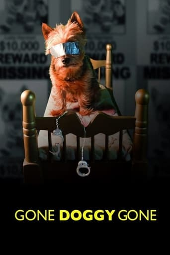 Poster of Gone Doggy Gone
