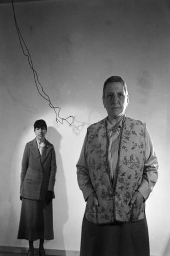 Poster of Gertrude Stein and a Companion!