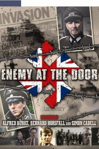Poster of Enemy at the Door