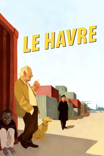 Poster of Le Havre