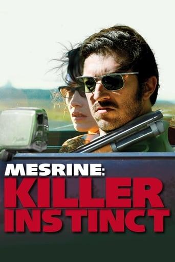 Poster of Mesrine: Killer Instinct