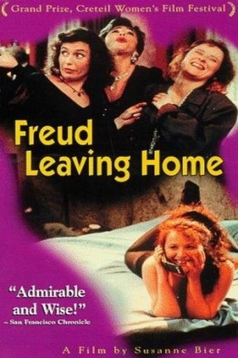 Poster of Freud Leaving Home