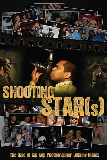Poster of Shooting Star(s): The Rise of Hip Hop Photographer Johnny Nunez