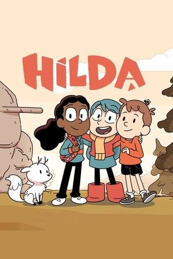 Filmplakat von Hilda