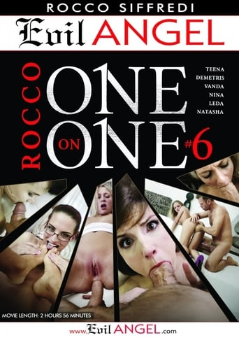 Poster of Rocco One on One 6