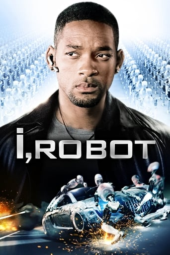 Poster of I, Robot