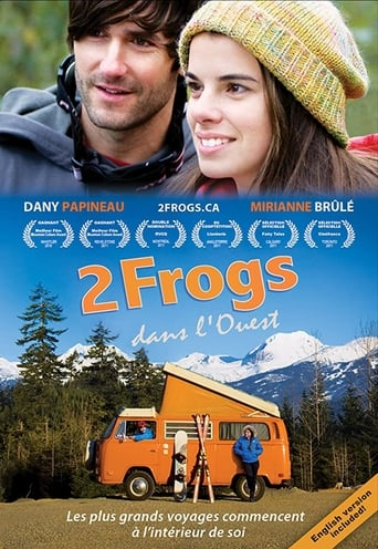 Poster of 2 Frogs in the West