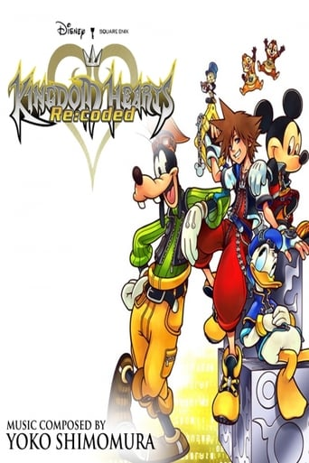 Kingdom Hearts Re:coded poster