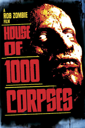 Poster of House of 1000 Corpses