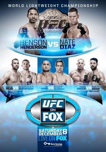 UFC on Fox 5: Henderson vs. Diaz