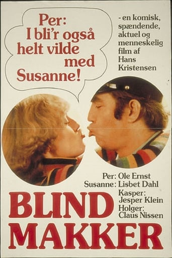 Poster of Blind Is Beautiful