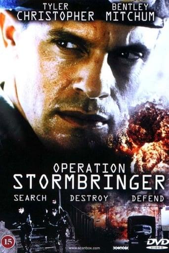 Poster of Frogmen Operation Stormbringer