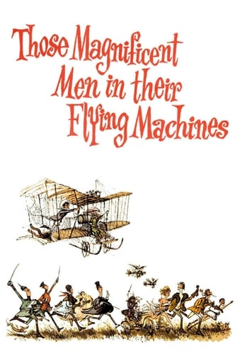 Poster of Those Magnificent Men in Their Flying Machines or How I Flew from London to Paris in 25 hours 11 minutes