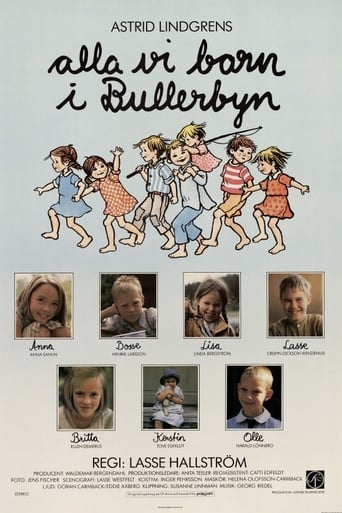 Poster of The Children of Noisy Village