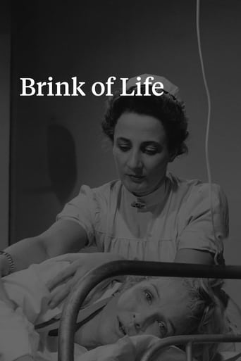Poster of Brink of Life