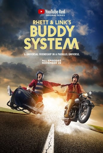 Rhett & Link's Buddy System 2 poster