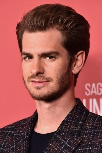 Image of Andrew Garfield