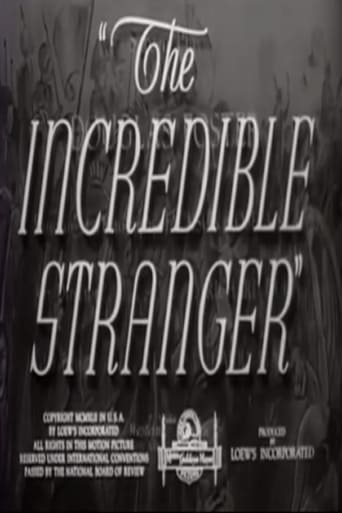 Poster of The Incredible Stranger