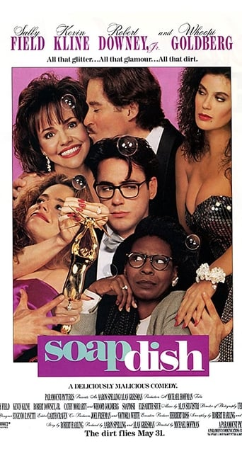 Poster of Soapdish